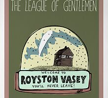 The League of Gentlemen by LiseRichardson
