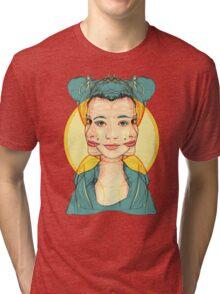 Self-conscious Tri-blend T-Shirt