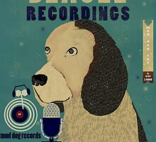 beagle recordings mod dog records by bri-b
