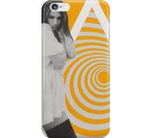 Hypno Girl iPhone Case/Skin