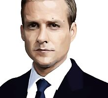 Harvey Specter - Suits by dorianvincenot