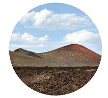 Lanzarote Landscape - Spain by Tess Masero Brioso