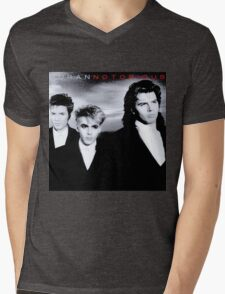 Duran Duran Notorious Album Vintage Mens V-Neck T-Shirt