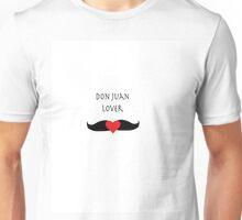 Don Juan Lover Unisex T-Shirt