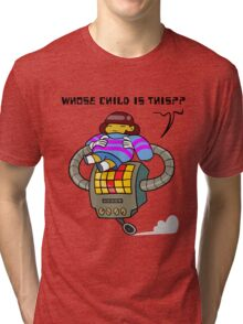 Whose Child Is This? - Undertale Tri-blend T-Shirt