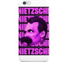 Nietzsche -  Face / Nietzsche iPhone Case/Skin