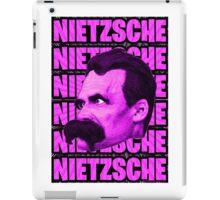 Nietzsche -  Face / Nietzsche iPad Case/Skin