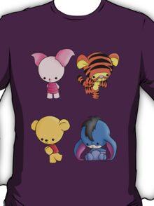 Winnie the pooh set! T-Shirt