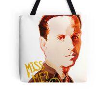 Miss me? - Jim Moriarty Tote Bag