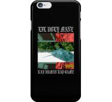 LIL UGLY MANE - OBLIVION ACCESS (R.I.P HUMAN RAP GAME) iPhone Case/Skin