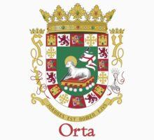 Orta Shield of Puerto Rico by William Martin