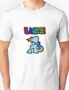 Rainbow Dash - Flawless T-Shirt