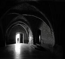 Leaving. by Paul Pasco