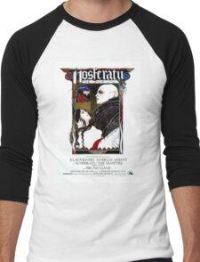 NOSFERATU Men's Baseball ¾ T-Shirt