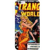 Strange Worlds iPhone Case/Skin