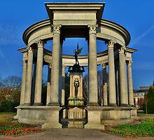 Welsh National War Memorial  by Paula J James