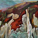 Big Sur, Northern California by Elizabeth Bravo