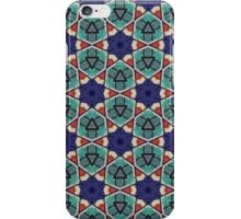 Kaleidoscopic Retro Stars iPhone Case/Skin