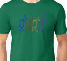 Four Ninja Unisex T-Shirt
