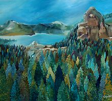 The Village by Elizabeth Bravo