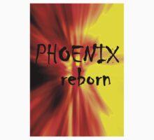 Phoenix Reborn by ElizC