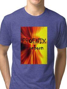 Phoenix Reborn Tri-blend T-Shirt