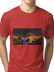 FINAL FANTASY T SHIRT · FINAL FANTASY X ~ this is my story Tri-blend T-Shirt