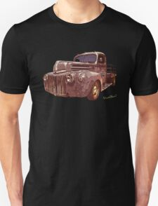 Rat Rod Flatbed 46 Ford T-Shirt