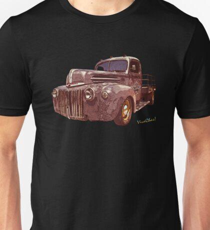 Rat Rod Flatbed 46 Ford Unisex T-Shirt