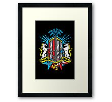 Bill & Ted's Excellent Adventure Framed Print