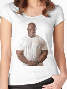 Big Ron Women's Fitted Scoop T-Shirt