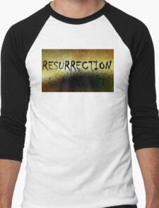 Resurrection Men's Baseball ¾ T-Shirt