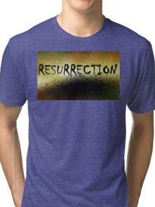 Resurrection Tri-blend T-Shirt