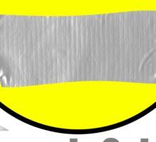 Silence is Golden TonkaToyed Sticker