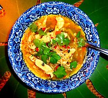 Thai Chicken Noodle Soup by ©The Creative  Minds