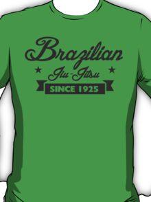 Vintage Brazilian Jiu_Jitsu Since 1925 T-Shirt