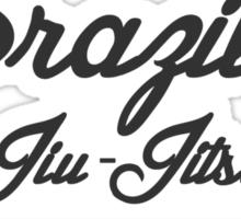 Vintage Brazilian Jiu_Jitsu Since 1925 Sticker