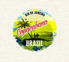 Beach Copacabana Hoodie