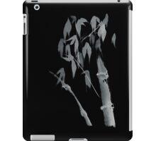 Bamboo negative iPad Case/Skin
