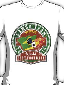 Samba Team T-Shirt