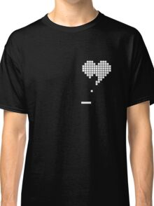 Pong Heart Classic T-Shirt