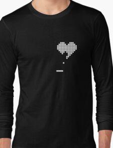 Pong Heart Long Sleeve T-Shirt