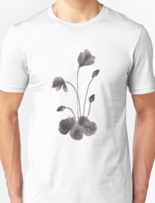 Ink flower T-Shirt