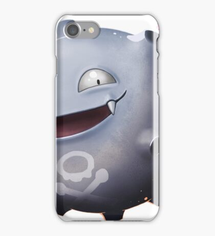 Koffing loves you iPhone Case/Skin