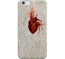 Pumping Through My Veins iPhone Case/Skin