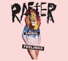 Rafter, animal feelings. by Snaflein