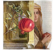 The Pomegranate Eater Poster