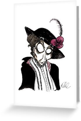 DeLa Maggie Smith by missdaytripper