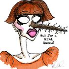 I'm a Real Queen! by Hannah Chusid
