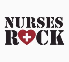 Nurses Rock by careers